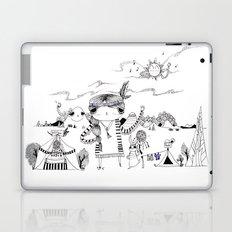 Dancing with me :) Laptop & iPad Skin