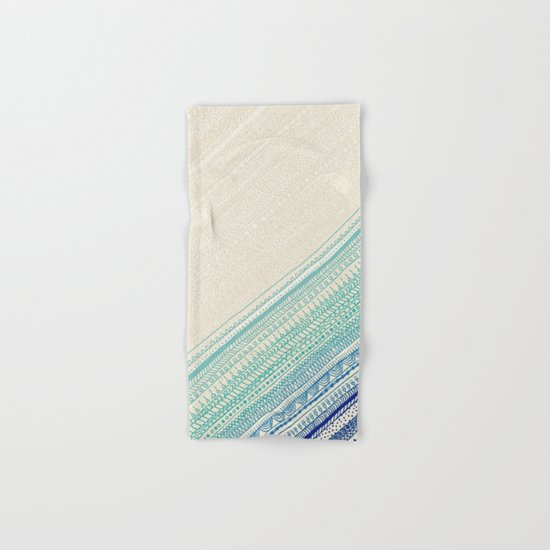 Ocean's Edge Hand & Bath Towel