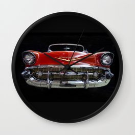 Chevy Classic  Wall Clock