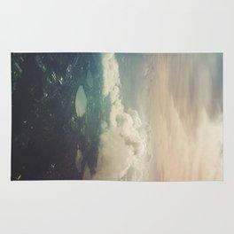 The sky Rug