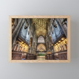 Church of England Framed Mini Art Print