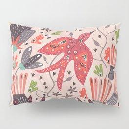 Spring Bird Pillow Sham