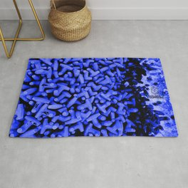 Cluster of Tetrapods (COLORS 2.4) Rug