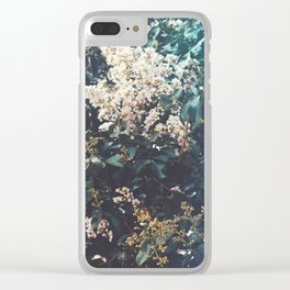 Amongst the Myrtle Tree Clear iPhone Case