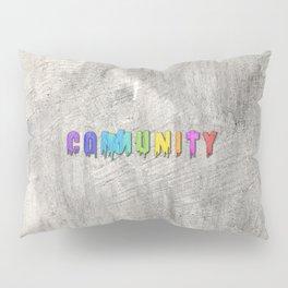 Community Paint Pillow Sham