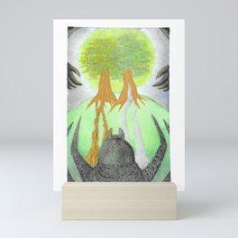 Darkening of Valinor Mini Art Print