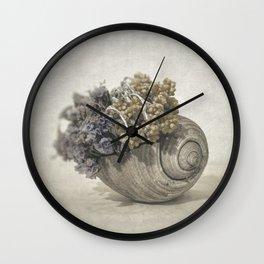 Seashell No.2 Wall Clock