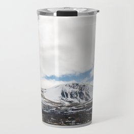 Norwegian lake Travel Mug