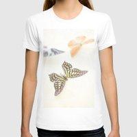 butterflies T-shirts featuring Butterflies  by Pure Nature Photos