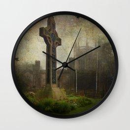 Dean Ramsay Memorial Wall Clock