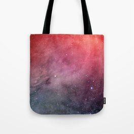 Red space Tote Bag