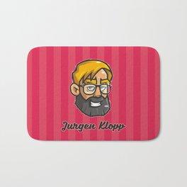 Jurgen Klopp Bath Mat