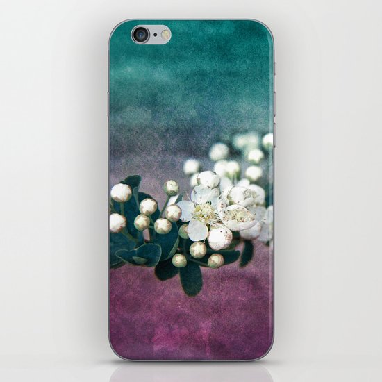 GARDEN TREASURY iPhone & iPod Skin