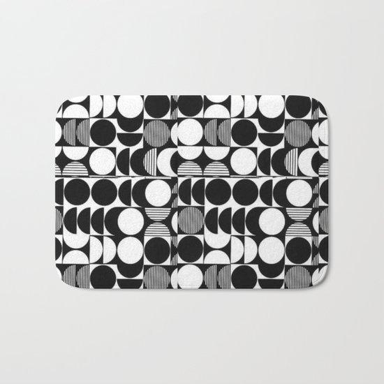 pattern motif 7 Bath Mat