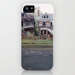 Abandoned Houses iPhone Case