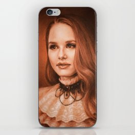 Cheryl from Riverdale iPhone Skin