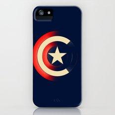 Captain Slim Case iPhone (5, 5s)