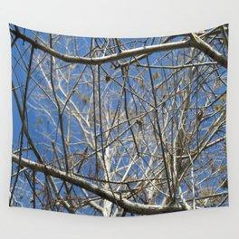 Crisp Cold Florida Morning Wall Tapestry