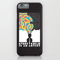 Every Child Is An Artist iPhone 6s Slim Case