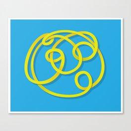 Whirlygig no.2 Canvas Print