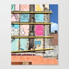 Past, Present and Future Canvas Print