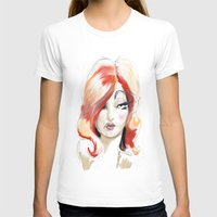 lolita T-shirts featuring Lolita: Sketch by Jaleesa McLean