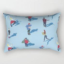 Christmas preparation Rectangular Pillow