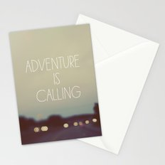 Adventure is Calling Stationery Cards