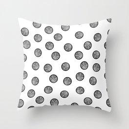 Endless Balls of Yarn Throw Pillow
