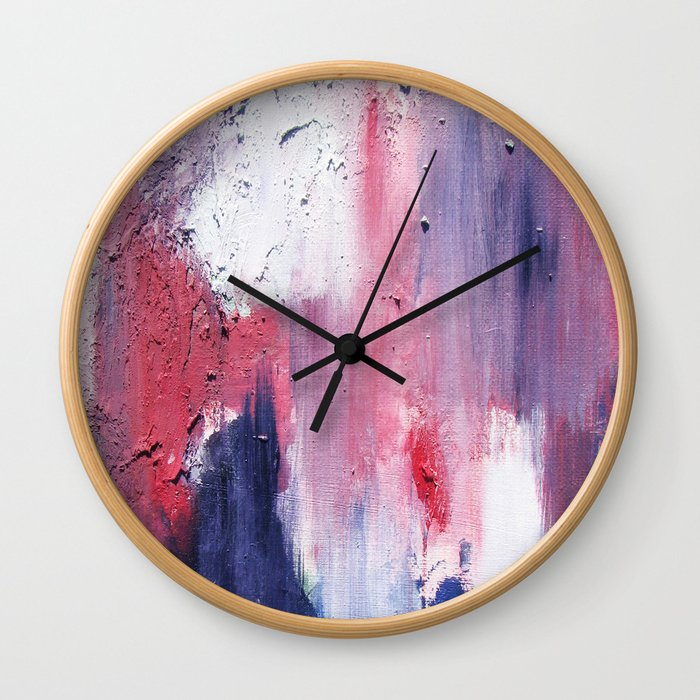 To Define Divine (3) Wall Clock