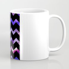 Chevron Galaxy Mug