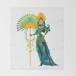 Hera Throw Blanket