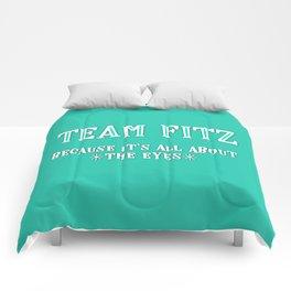 Team Fitz Comforters