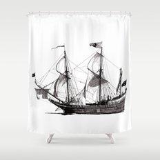 Duyfken Shower Curtain