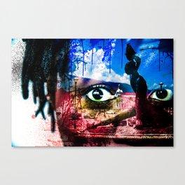 Haiti Cherie Canvas Print