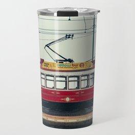 Tram number 6 Travel Mug
