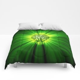 Think Green Comforters