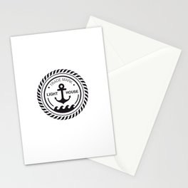 Anchor place Stationery Cards