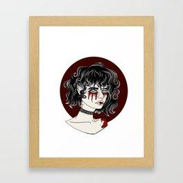 Drippin Framed Art Print