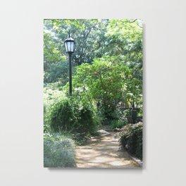 Alice Keck Park Memorial Gardens Metal Print