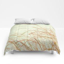 Wild Grasses Comforters