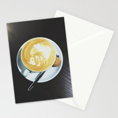 Cappuccino, Please Stationery Cards