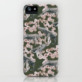 New England Summers Colorway iPhone Case