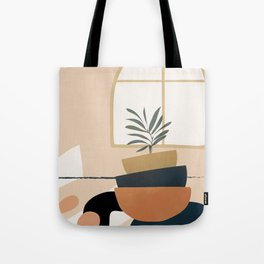 Plant in a Pot Tote Bag