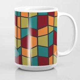 Colorful bauhaus Coffee Mug