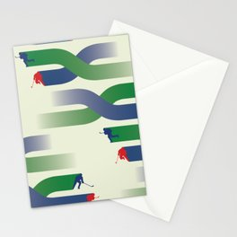 Breakaway - Grassy Field Stationery Cards