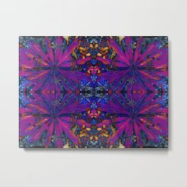 Hopi dream geometry II Metal Print