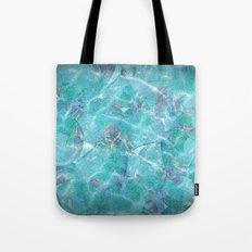 Fresh Blue Tote Bag