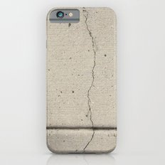 Real, Concrete, not Abstract iPhone 6s Slim Case