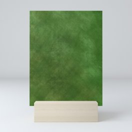 Green Ombre Mini Art Print